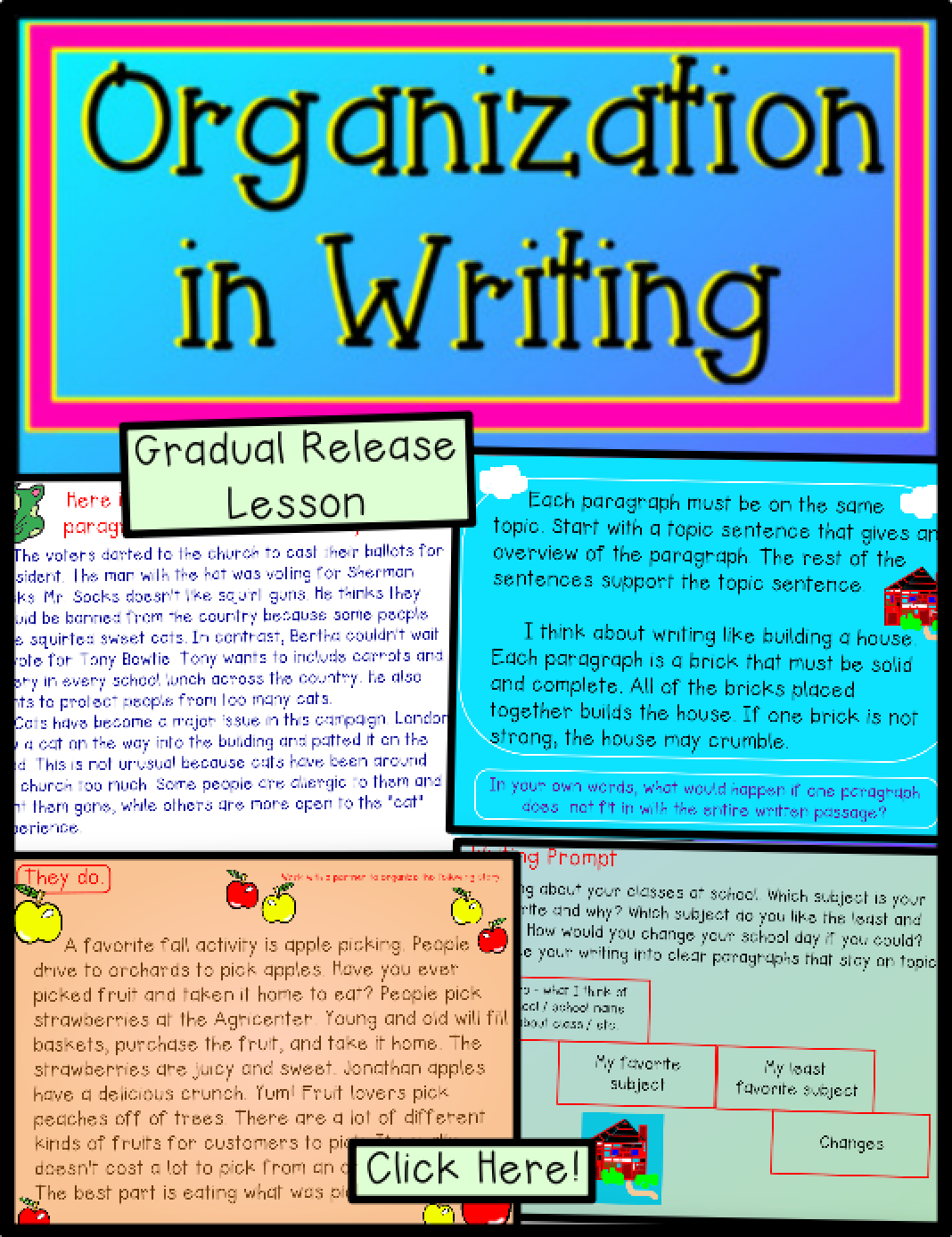 Teachers Give 5th Grade Students Common Cores Skills Practice And Tips To Organize Their Paragraph Writing Teaching Language Arts Teaching Learning To Write [ 1388 x 1068 Pixel ]