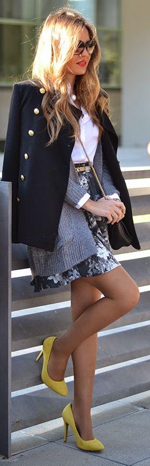 Cute • Street 'CHIC • ❤️ ✿ιиѕριяαтισи❀ #abbigliamento