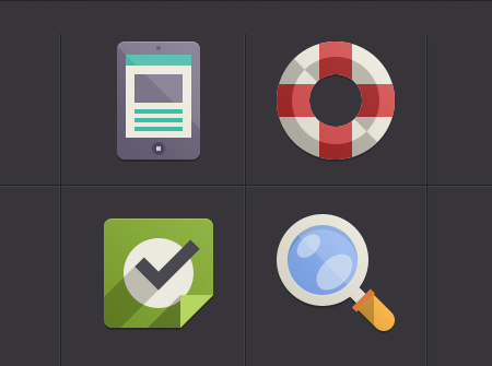 The Best Free Premium Flat Website Icon Sets With Images