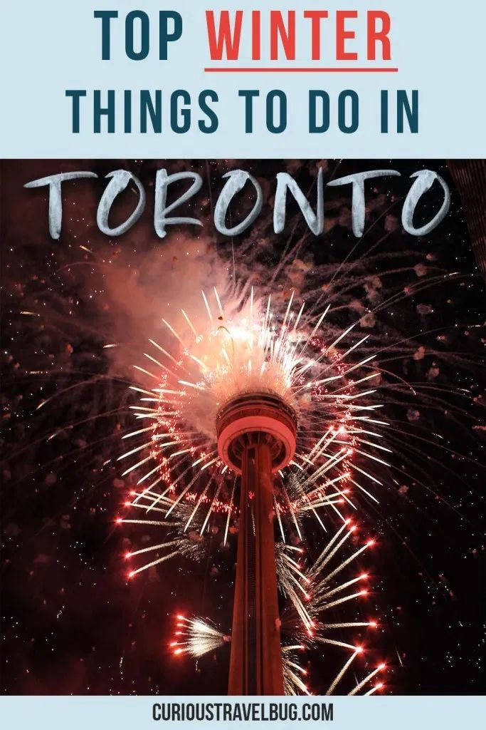 Things to do During Winter in Toronto Toronto travel
