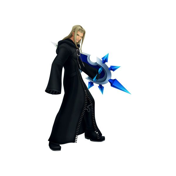 Vexen ❤ liked on Polyvore featuring kingdom hearts