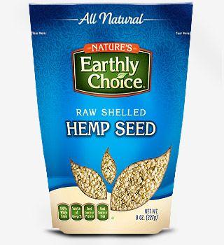 Premium Hemp Seed