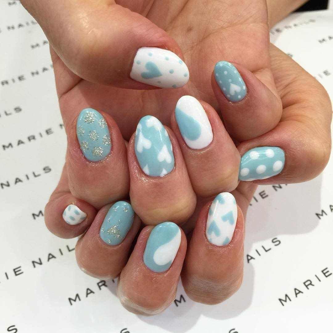 fall acrylic nail art designs 2016 - style you 7 | manicure 2017 ...