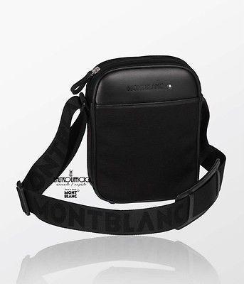 Man Woman Shoulder Bag PIQUADRO BLACK SQUARE blue leather crossbody CA3084B3 BLU Men's Accessories
