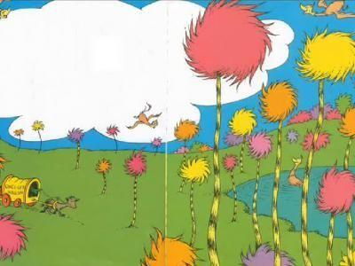 Image result for dr seuss illustrations