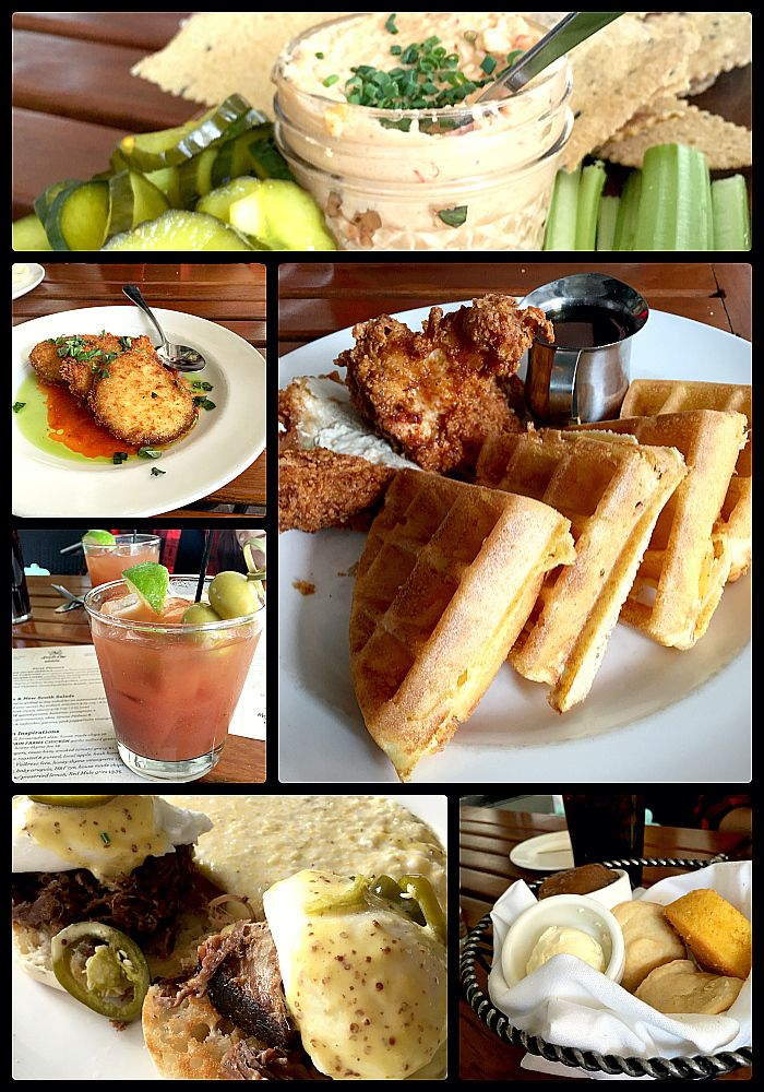 Brunch review from South City Kitchen! www.thepeachstyle.com