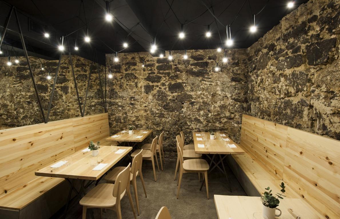 desarrolla - empresa constructora - Detalle de proyecto Restaurante Miga