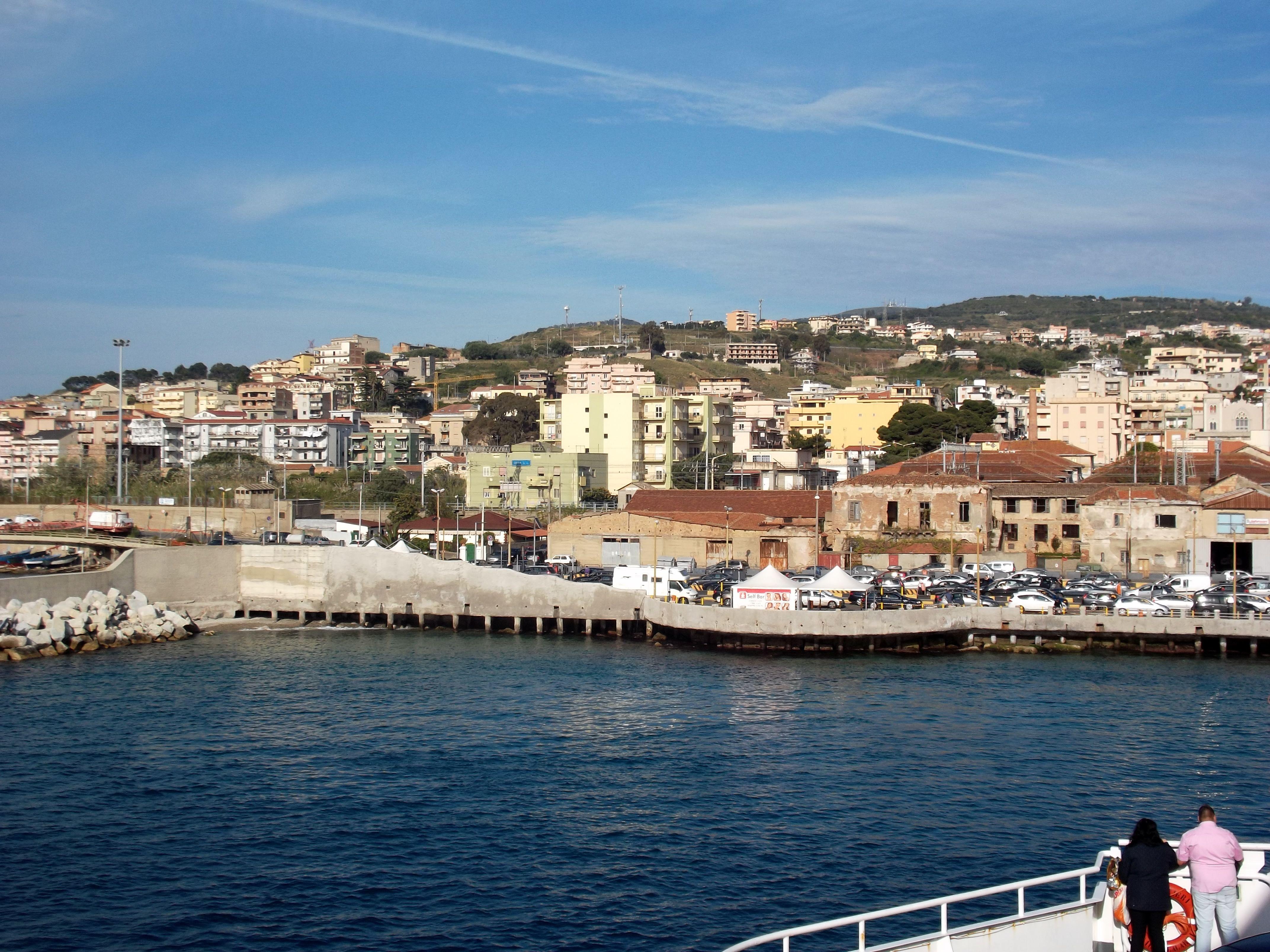 Messina Sicilia e Traghetto
