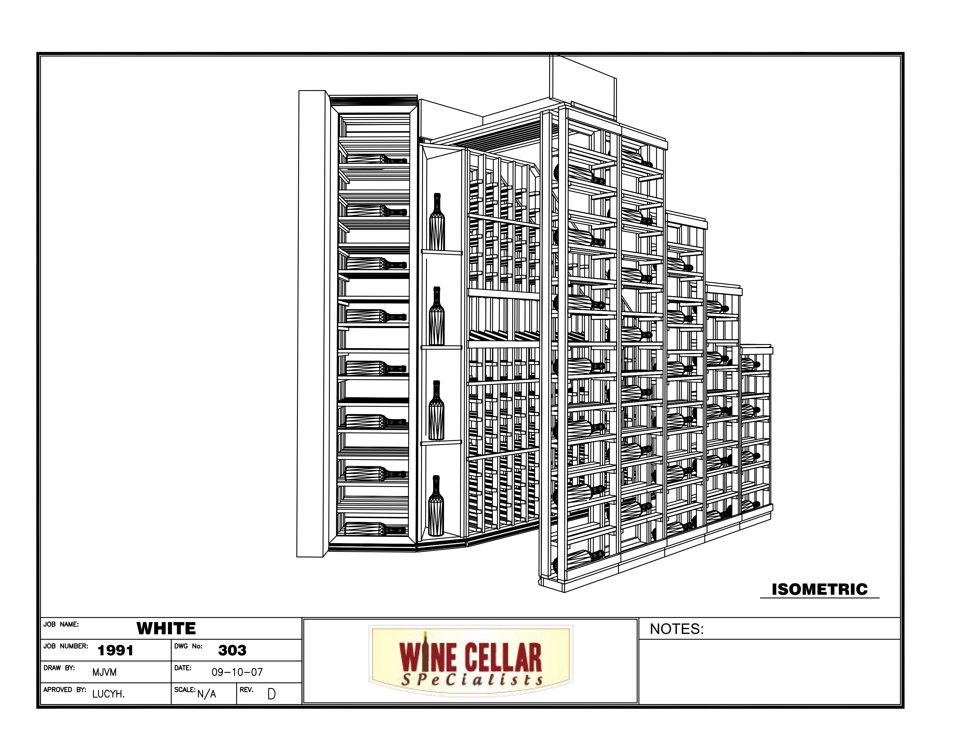 Basement Stair Designs Plans custom wine cellars chicago under stairs 3d drawing. get your free