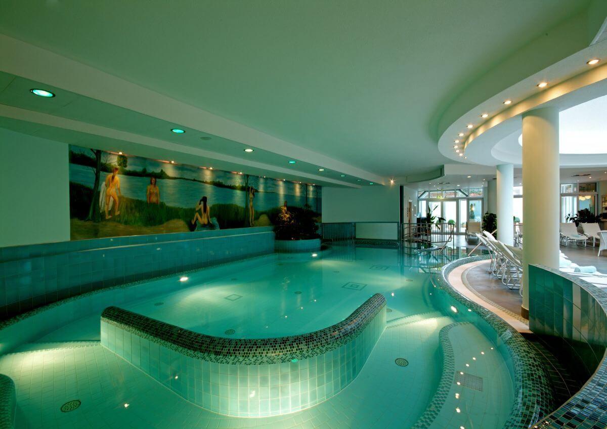 Grandhotel Binz Rügen Wellness Pool | Reiseziele | Hotel ...