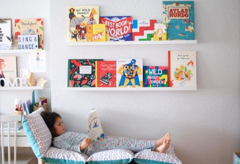 rincon-de-lectura-mituqui niños Pinterest Book nooks and Bedrooms - rincon de lectura