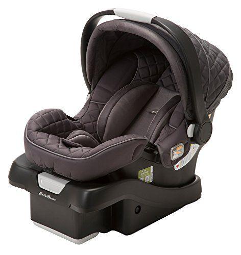 Eddie Bauer SureFit Infant Car Seat Graphite Want Additional Info Click On