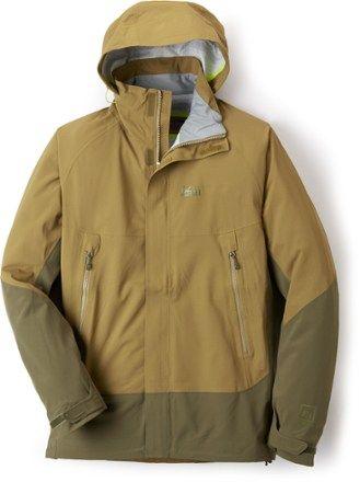 d1e066deef Talusphere Rain Jacket - Men's   Products   Mens rain jacket, Rain ...