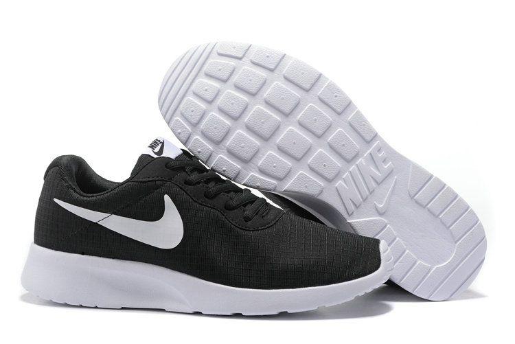 Free Shipping Only 69$ Nike Tanjun PREM 876899-003 Black White Running Shoe  EUR