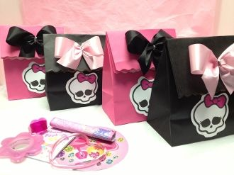 Monster High Party Bags