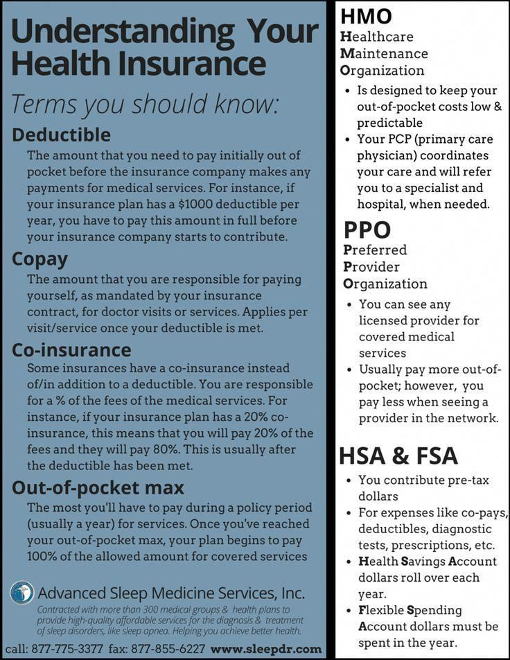 Request Our Guide to Understanding Your Insurance Co