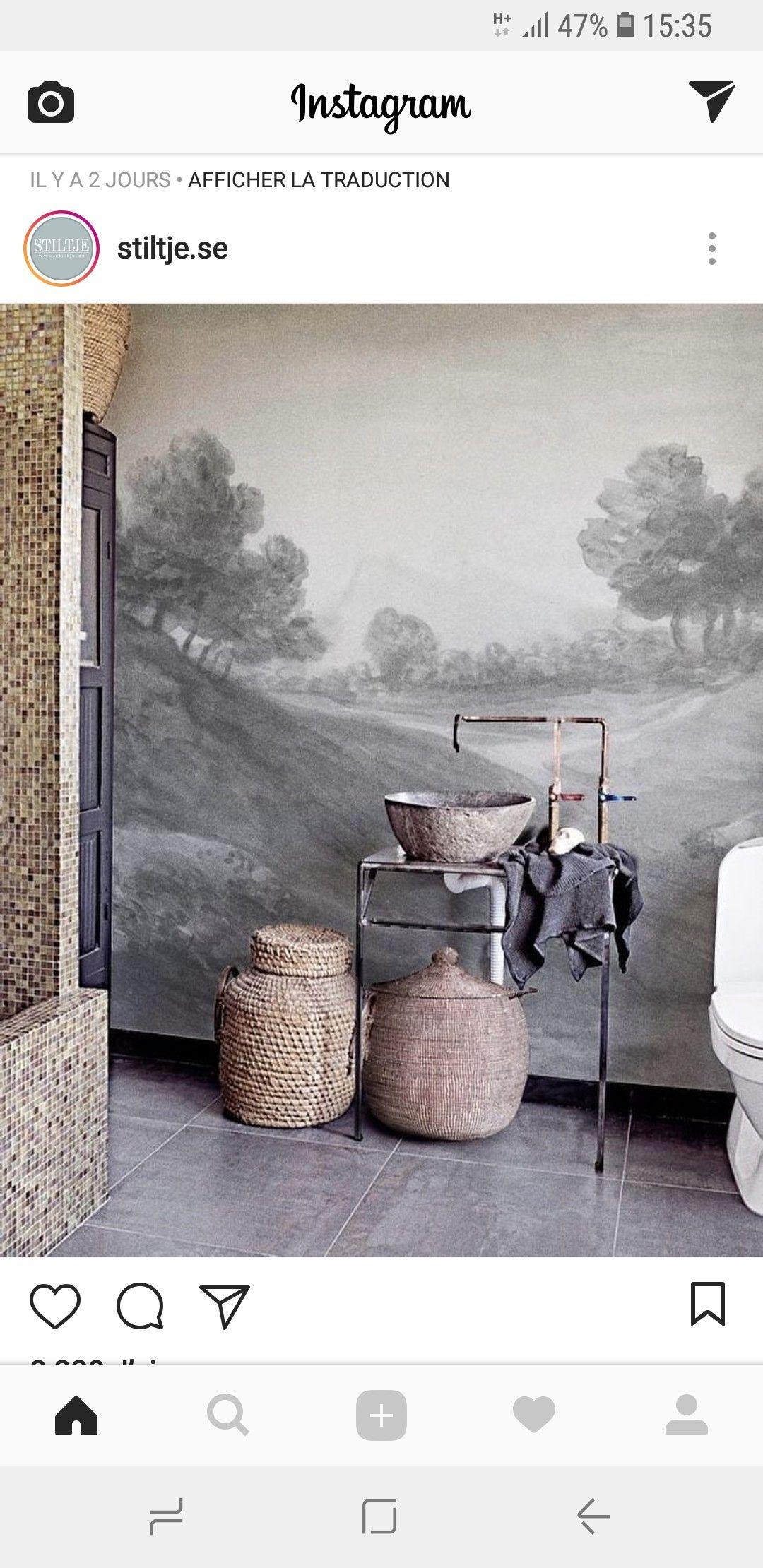 Salle De Bain Tlumaczenie ~  Pingl Par Javi Cou Sur Home Inspiration Pinterest Les Salles