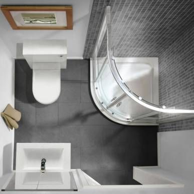 Maximise Space In Your En Suite With A Quadrant Shower Enclosure And Keep Clutter Hidden Quadrant Shower Small Basement Bathroom Small Bathroom Remodel Designs