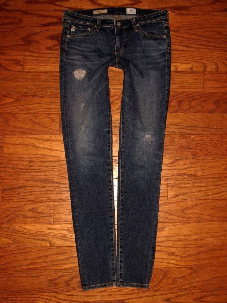 6d9d388acd5aa ADRIANO GOLDSCHMIED The LEGGING Super Skinny 10Y-MND Jeans Sz 28 W 30 x L  31 #AdrianoGoldschmied #LeggingsSlimSkinny