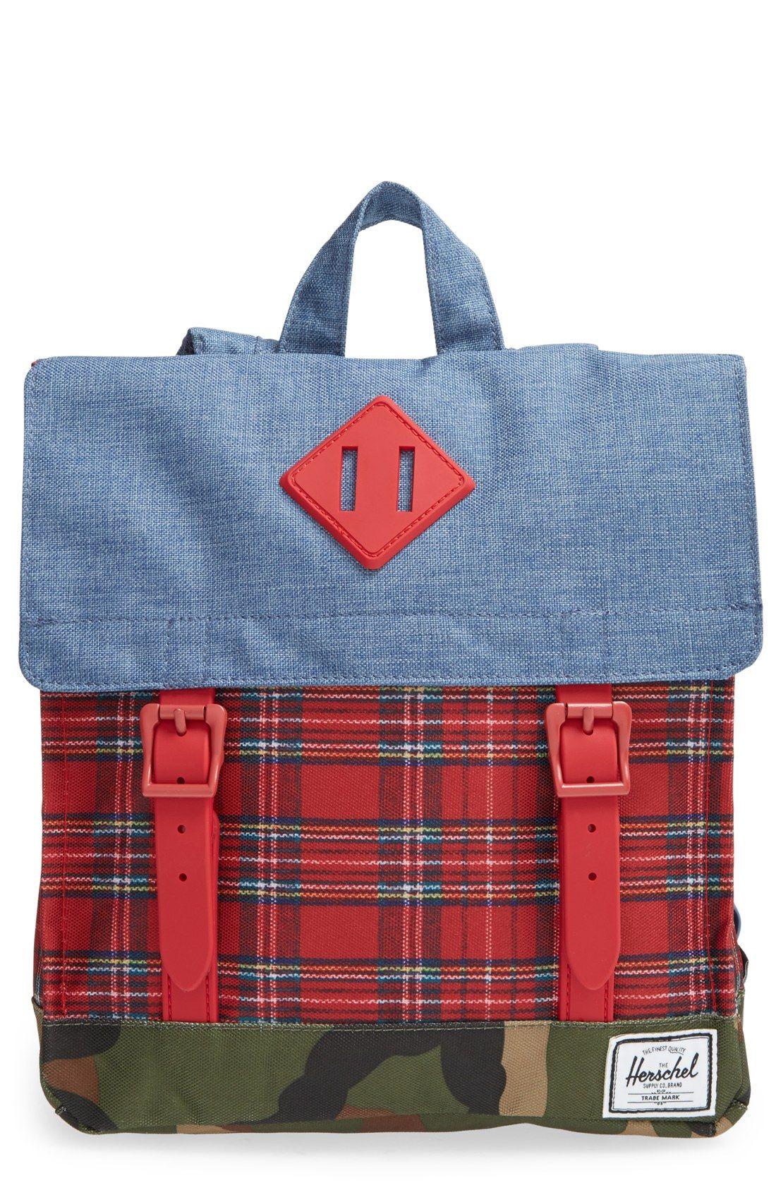 d5e002fdcc8 Herschel Supply Co.  Survey Kid  Scouting Backpack (Kids ...