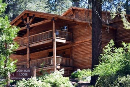 John Muir Lodge Exterior Sequoia National Park Cabins Sequoia National Park Kings Canyon National Park
