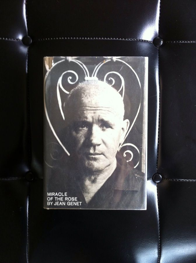 summer reading list for book/shop / miracle of the rose by jean genet