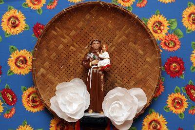 Altar do Santo - Festa Junina  ddf18dfe68b