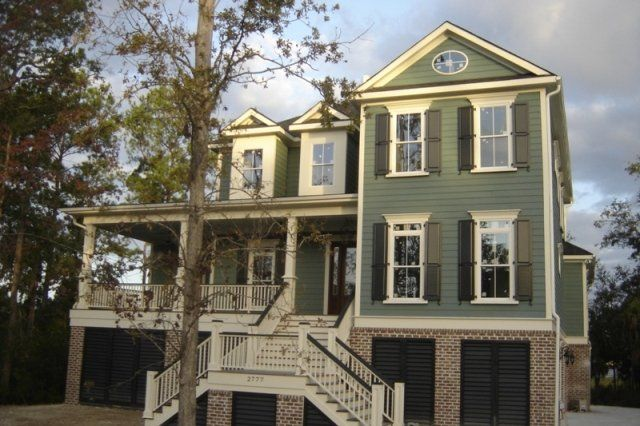 17 Best images about Charleston House Plans on Pinterest House