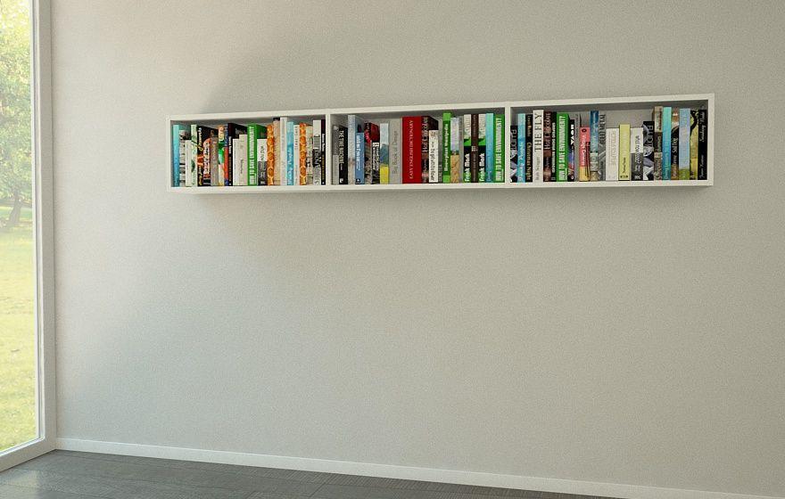 Bücherregal Hängend In 2020 Regal Bücherregal Aus Holz