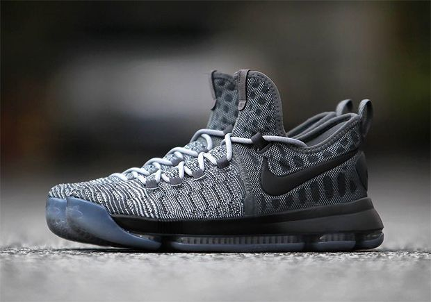 "newest 15a83 683f6 Nike KD 9 ""Battle Grey"""