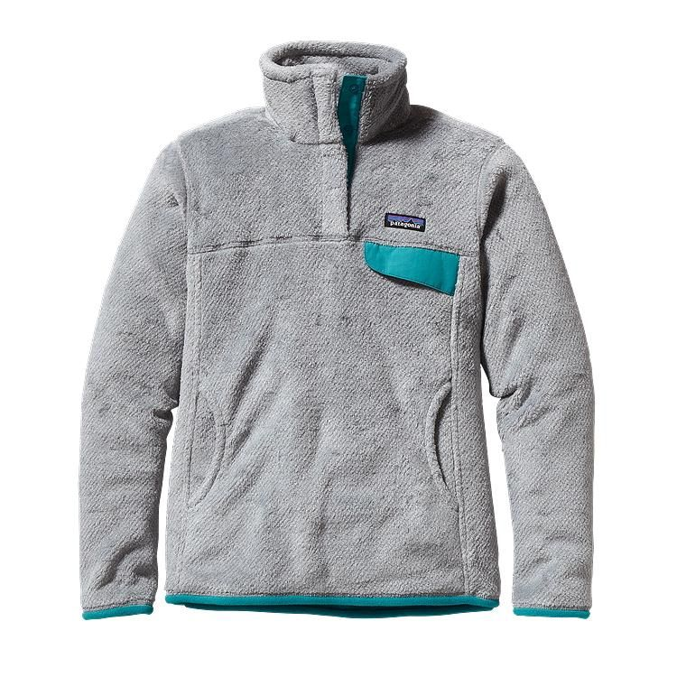 Women's Re-Tool Snap-T® Fleece Pullover | Patagonia, Pullover and Gray