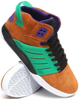 limited sizes   Supra Skytop III Light Brown Suede Sneakers by Supra ... 5ae70d1a6