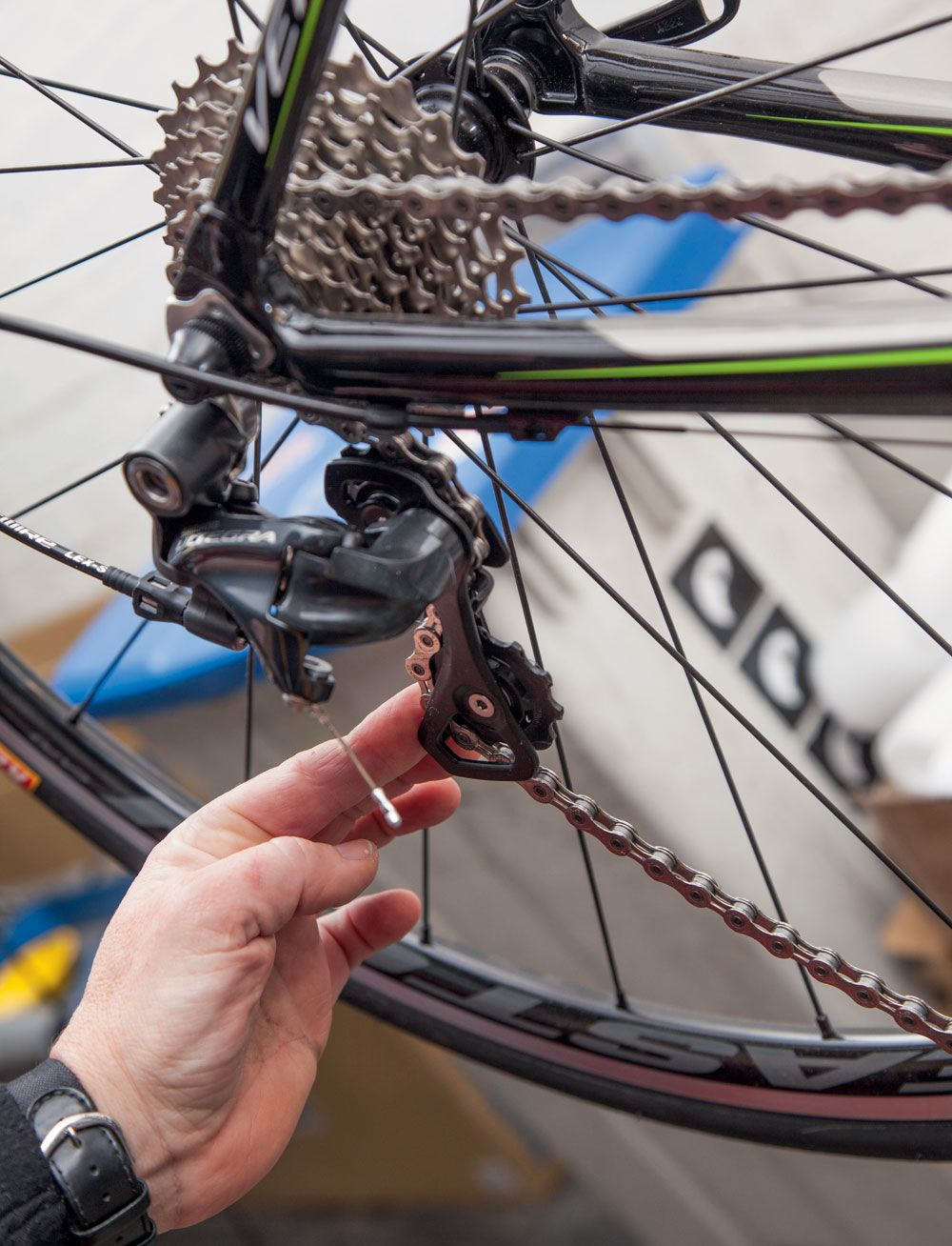 How To Get Your Chain Back On Cycling Weekly