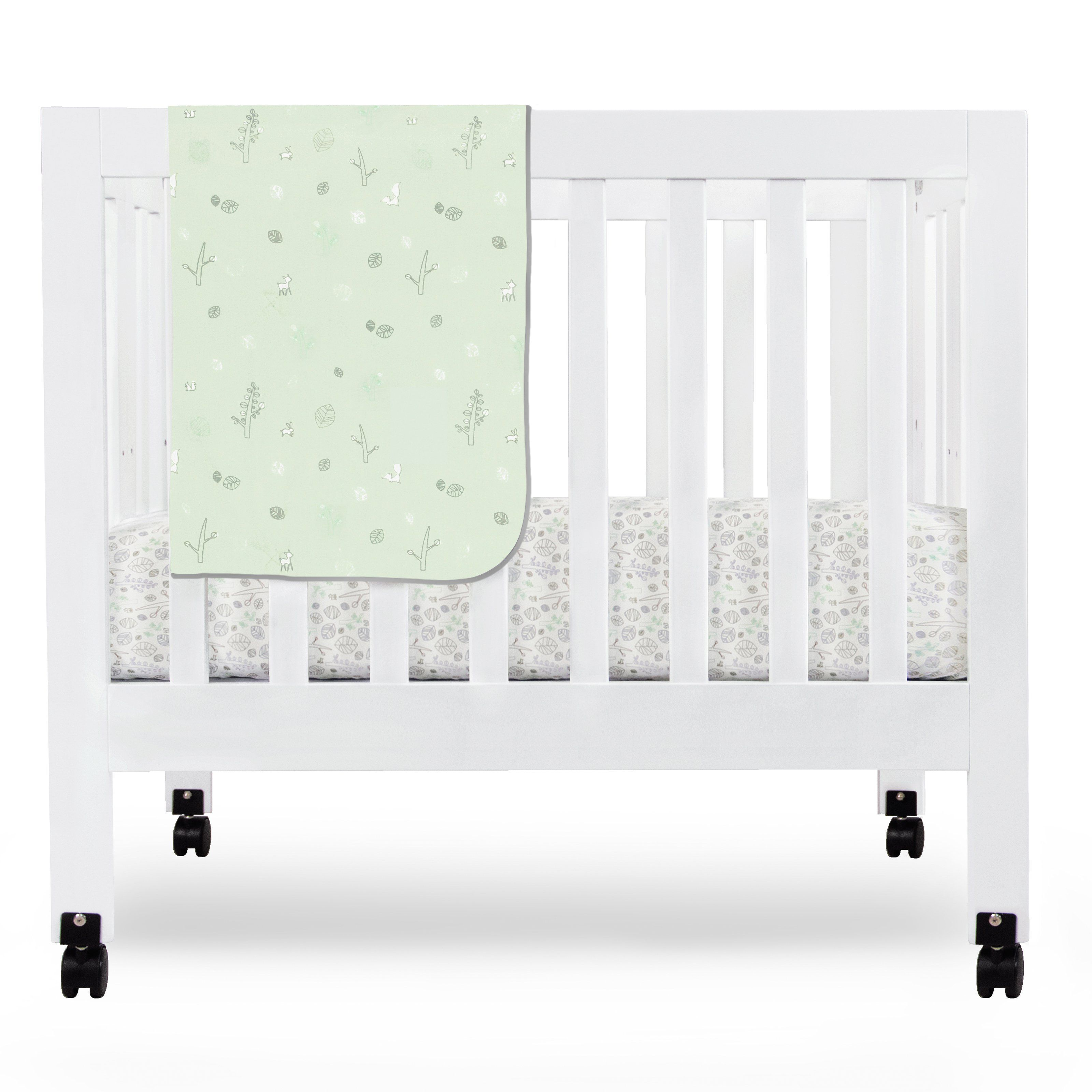 to converted crib shop bed twin origami in mini project products the gelato nursery