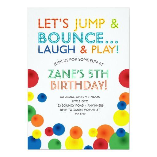 390 5th birthday party invitations