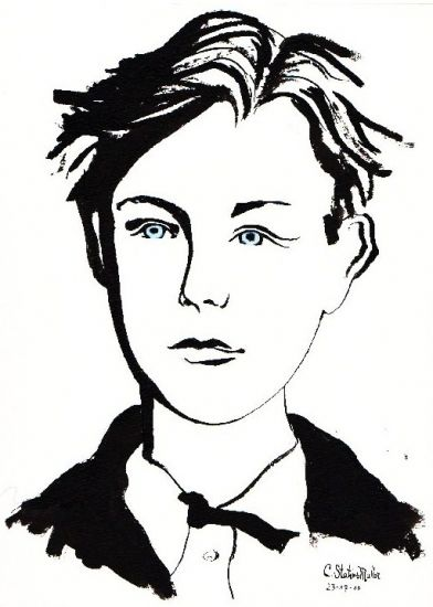 Arthur Rimbaud. I liked him better when I thought his name