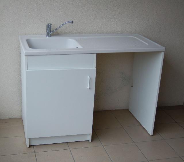 lave vaisselle evier meuble sous