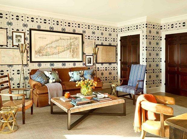 10 Fashionable Spaces By Anna Wintour\u0027s Interior Designers