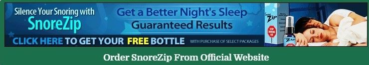 Snorezip Spray Review Results Most Restful Night Reduce