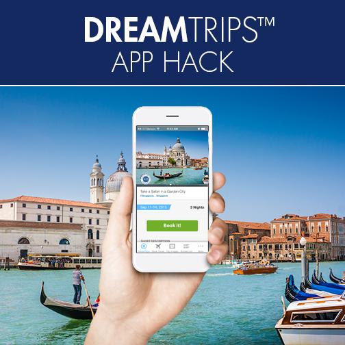 Dreamtrips App Hack Enroll Both Dreamtrips Members And