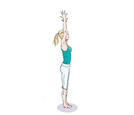Need to De-Stress? Try Yoga's Healing Sun Salutation ...