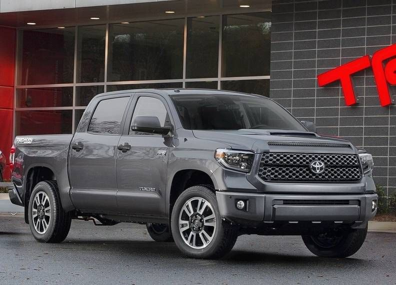2018 Toyota Tundra TRD Sport Review, Specs, Release date