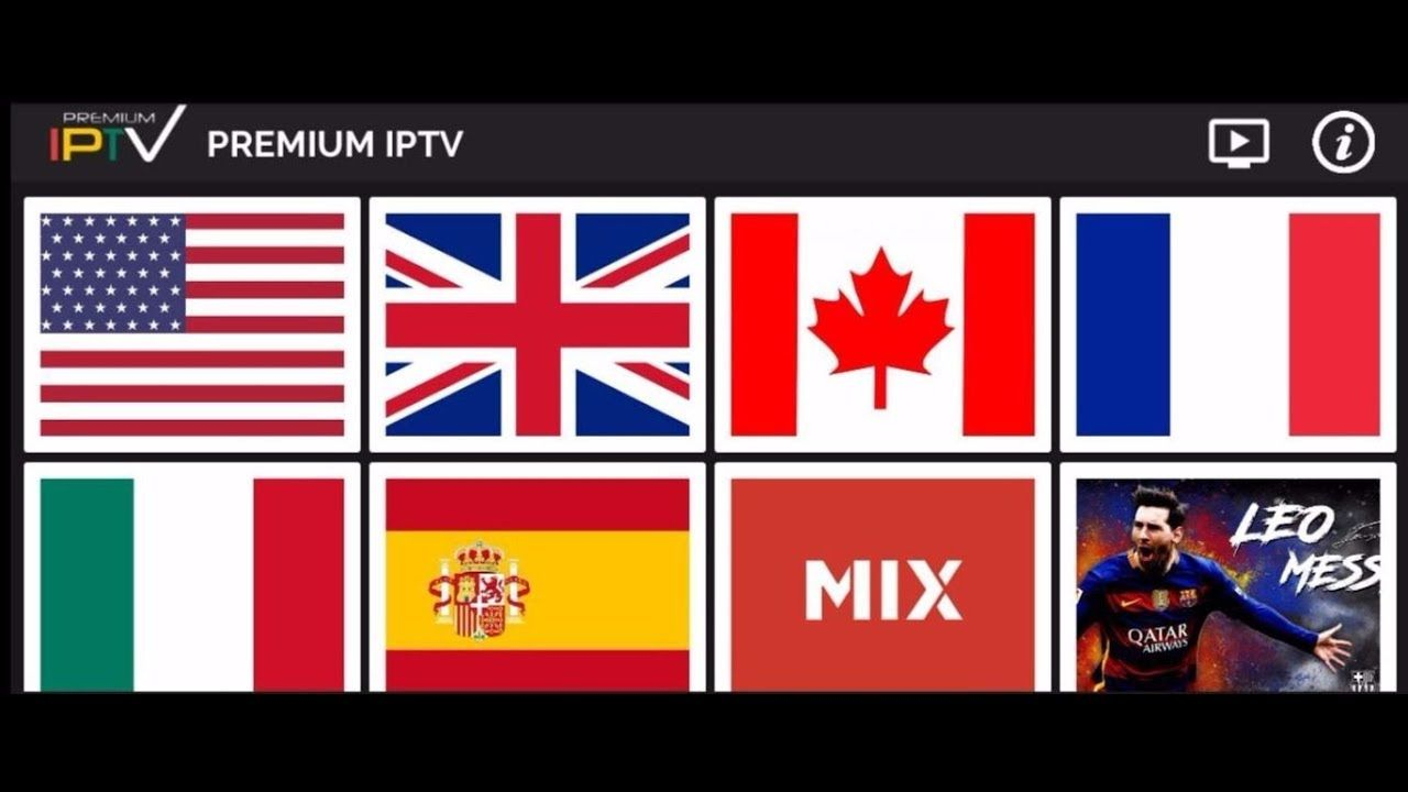 Watch USA/ UK/ CANADA and SPORTs with this free apk PREMIUM