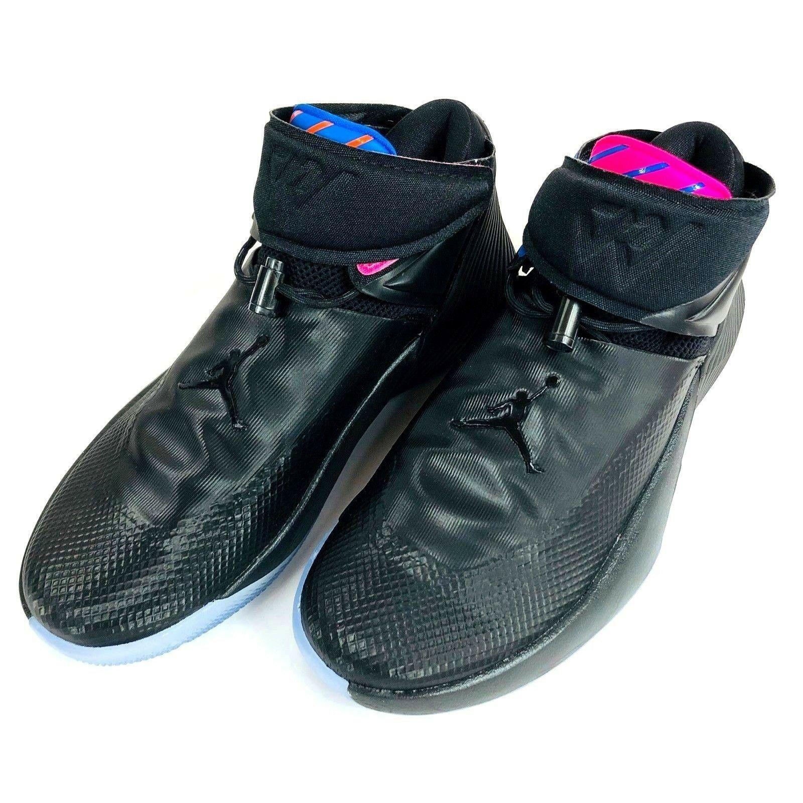 Nike Air Jordan Why Not U Zero 1 Black Pink Aa2510 024 Russell