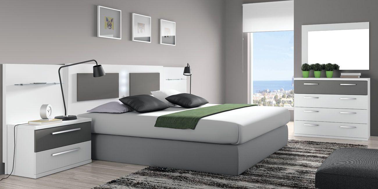 cules son los mejores colores para conseguir un dormitorio moderno http
