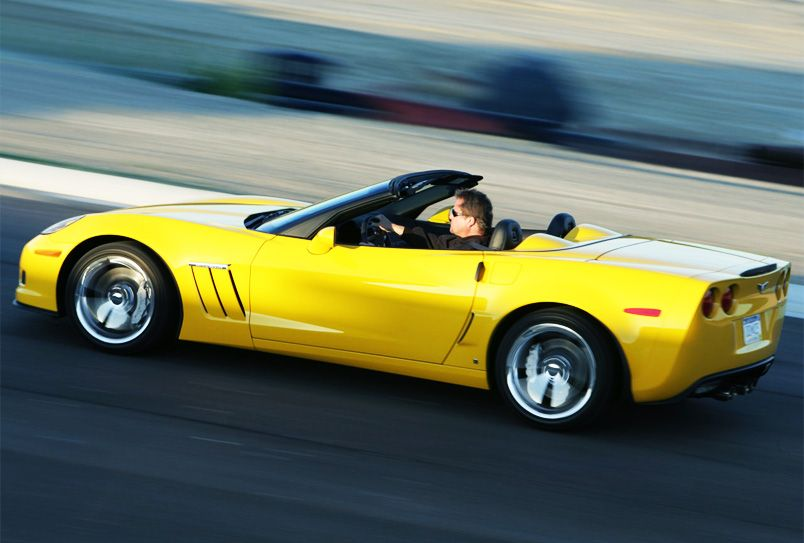 2010 Corvette Grand Sport Pricing Starts At 55,720