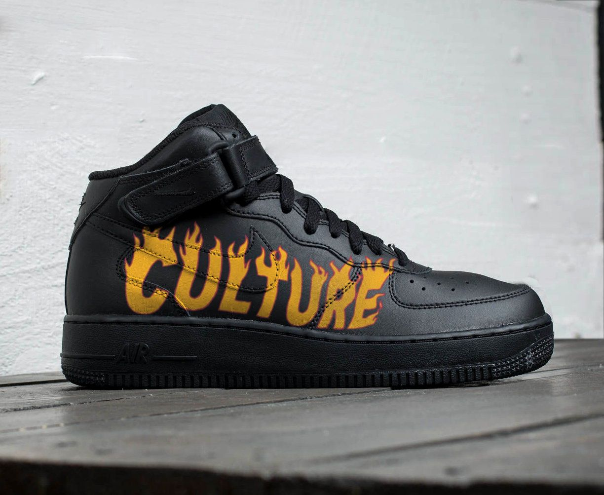 Sneakers custom Migos Custom culture Air One Force Nike 7wf0q1