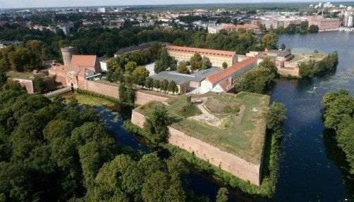 Luftbild der Zitadelle, Foto Zitadelel Berlin, Firma