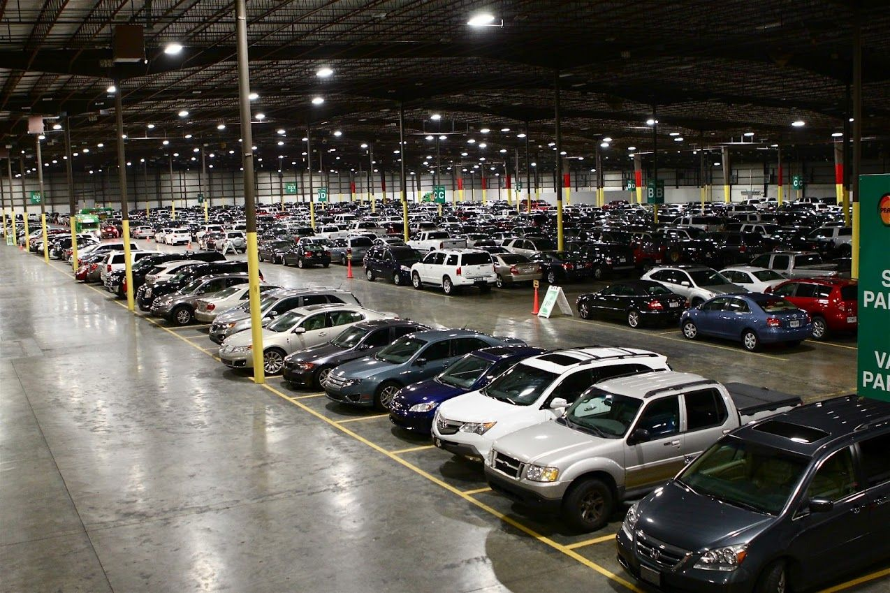 Book your airport parking atlanta at discounted rates from