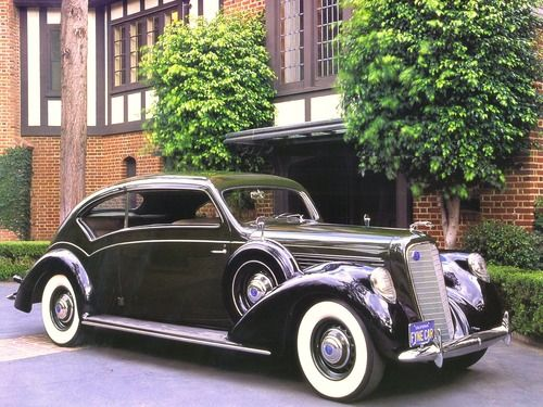 1938 Lincoln Model K n This car is unrestored...brought to you by House of Insurance Eugene, Oregon 97401